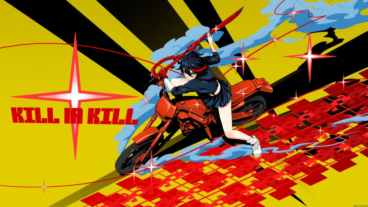 Kill La Kill (145) wallpaper