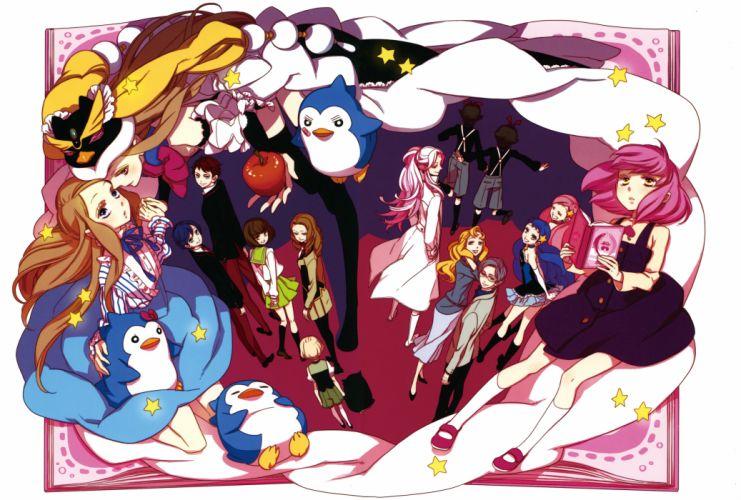 Mawary Penguindrum (5) wallpaper