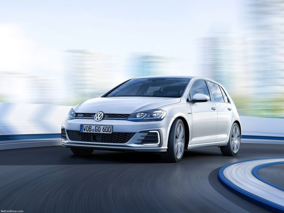 Volkswagen Golf gte cars 2017 wallpaper