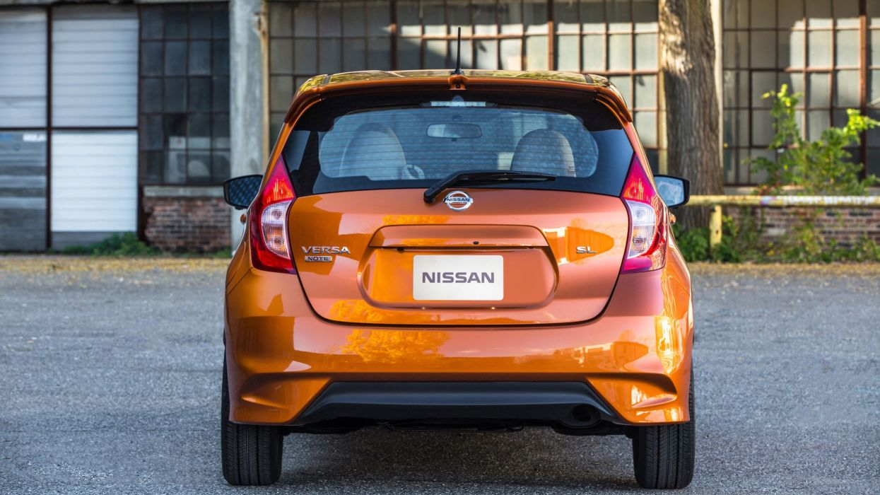 2017 nissan note cars wallpaper