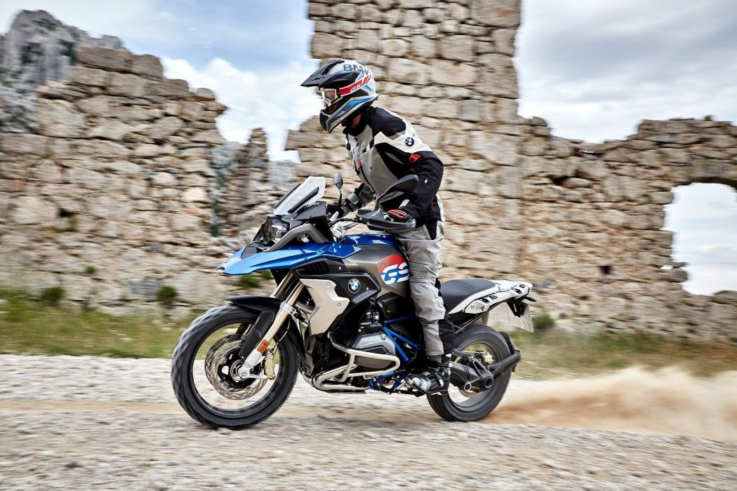 BMW R-1200 (GS) rallye motorcycles 2017 wallpaper
