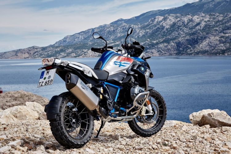 BMW R-1200 (GS) rallye motorcycles 2017 wallpaper