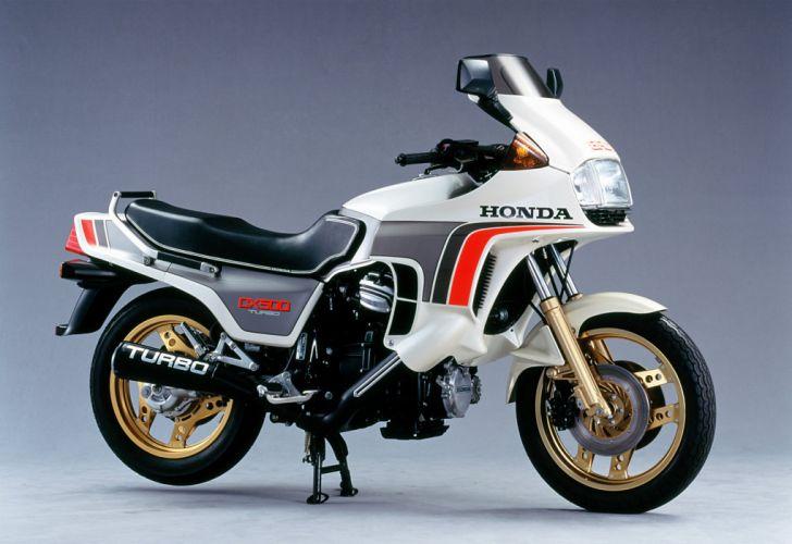 Honda CX500 Turbo 1982 wallpaper