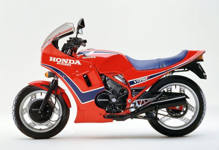 Honda VT250F Integra 1983 wallpaper