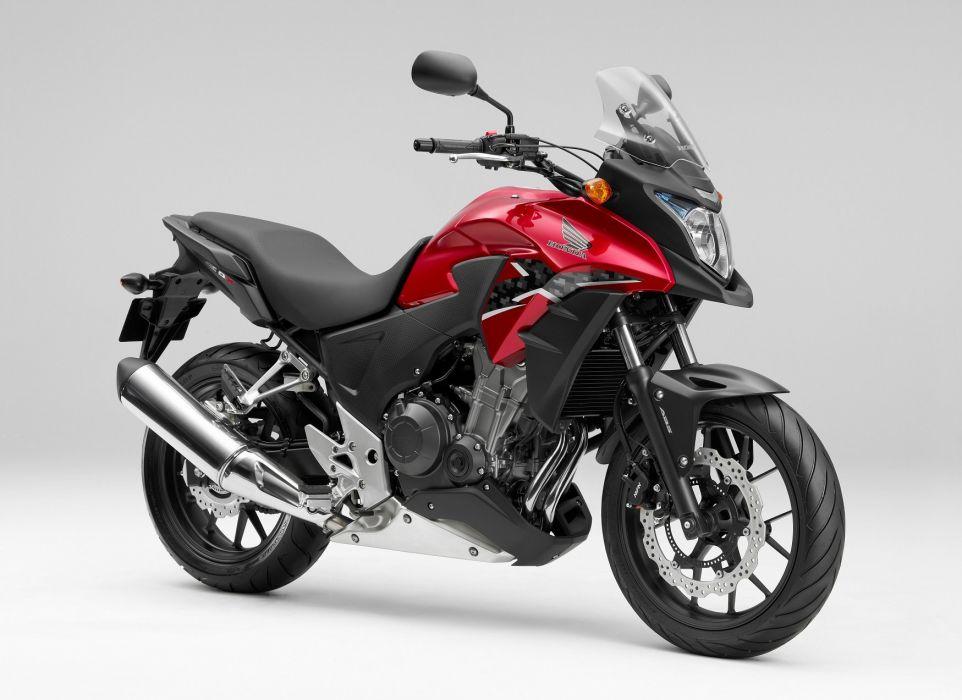Honda CB-400X 2013 wallpaper