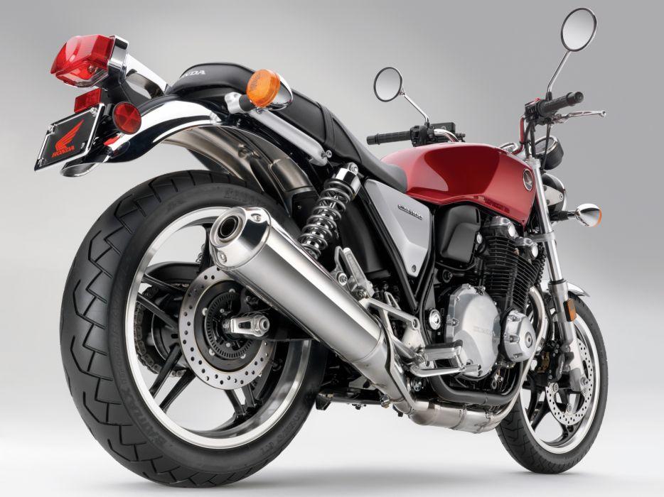 Honda CB-1100 2013  wallpaper