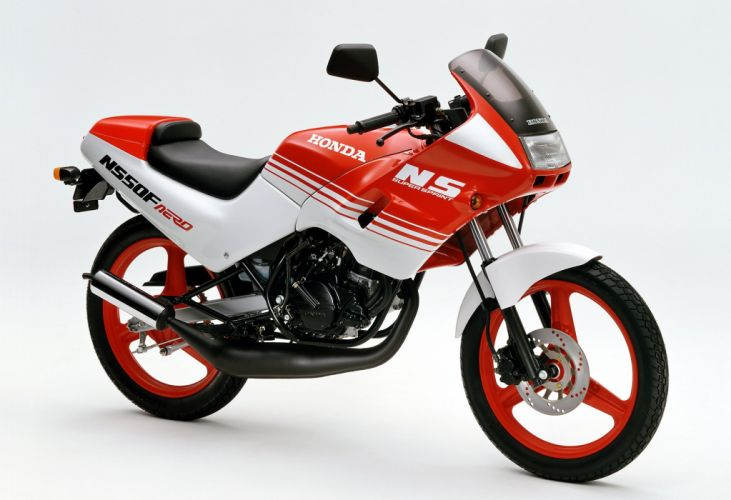 Honda NS50F Aero 1987 wallpaper
