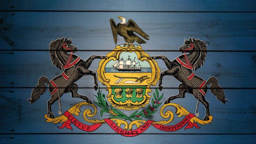 Pennsylvania Flag wallpaper