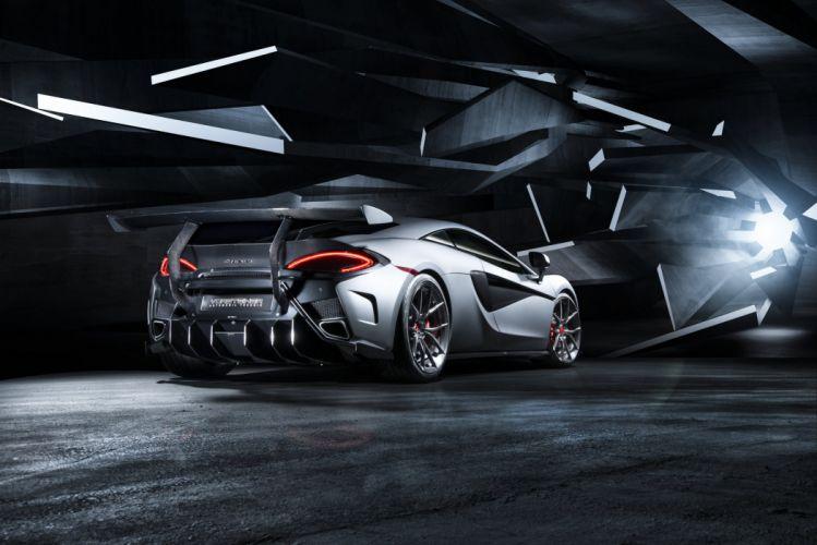 Vorsteiner Mclaren 570-VX cars supercars modified 2016 wallpaper
