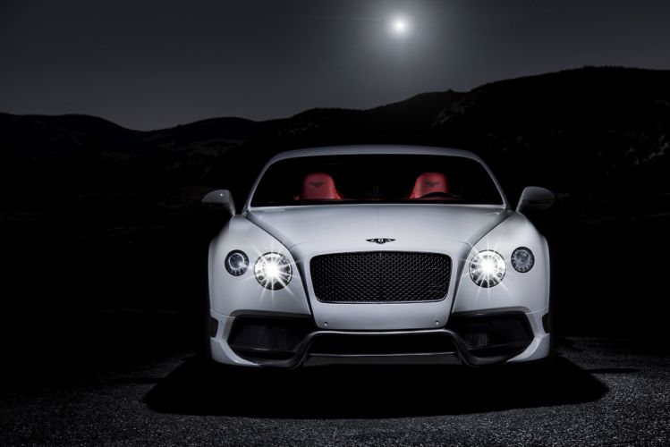 Vorsteiner Bentley Continental-GT BR10-RS cars modified 2013 wallpaper