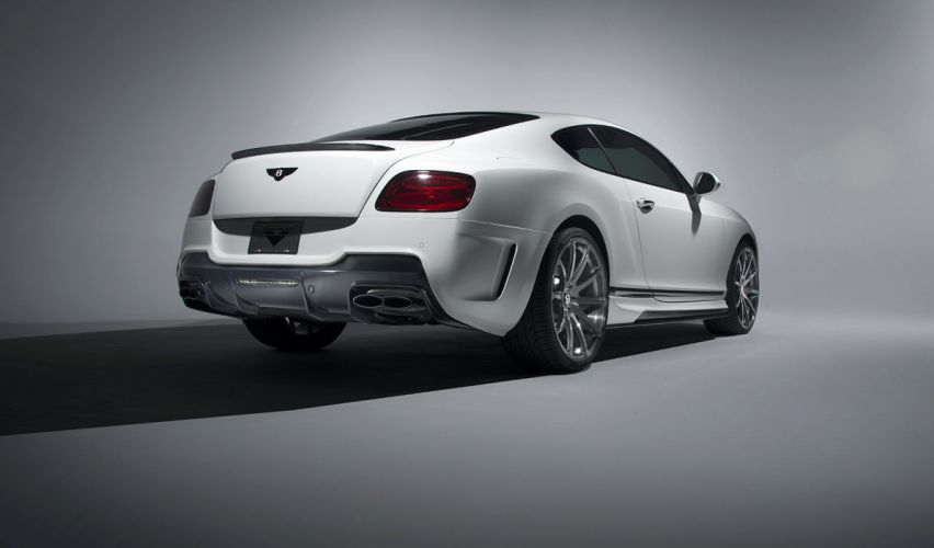 Vorsteiner Bentley Continental-GT BR10-RS cars modified 2013 wallpaper