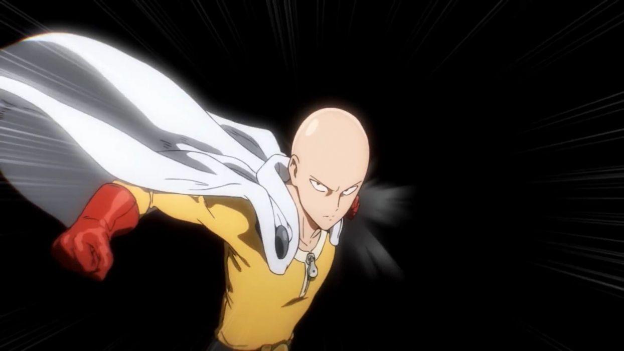 Anime Boys One Punch Man Saitama wallpaper
