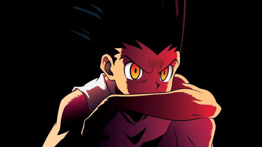 anime Gon Freecs Hunter X Hunter wallpaper