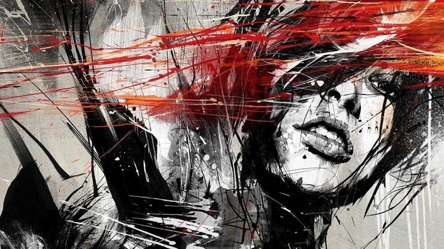 art artistic artwork design digital paintings women wallpaper
