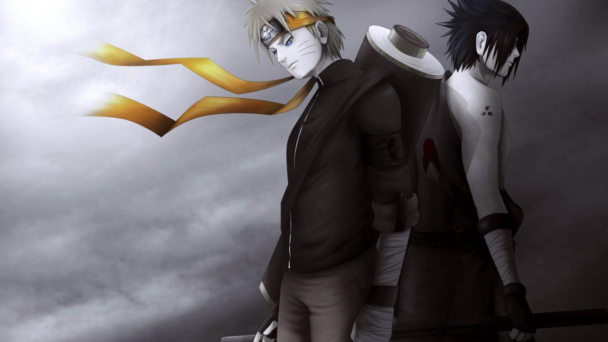 Cool Naruto And Sasuke 3d Wallpaper 1920x1080 1043611 Wallpaperup