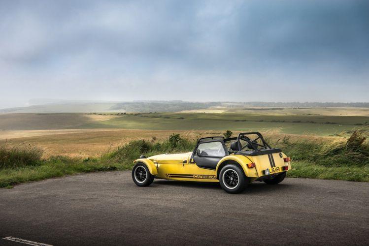 Caterham Seven 420-R UK-spec cars 2015 wallpaper