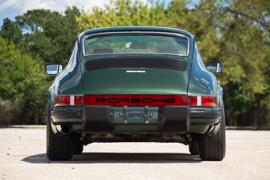 Porsche 911-S (2 7) cars Coupe green 1976 wallpaper