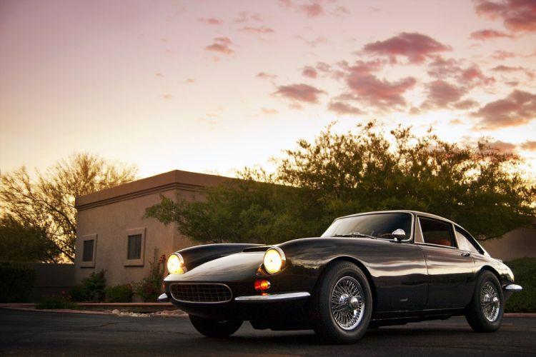 Apollo 3500-GT Coupe Intermeccanica cars classic 1962 wallpaper