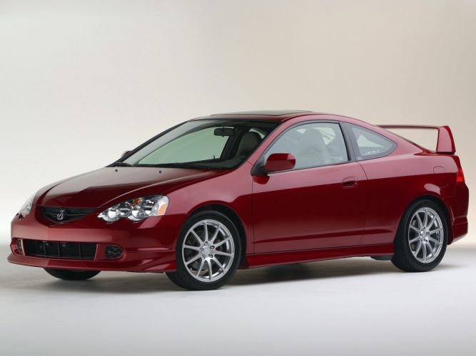 Acura RSX Type-S Factory Performance Package 2003 wallpaper