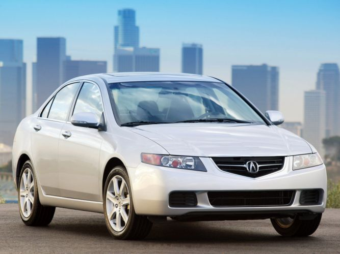 Acura TSX 2004 wallpaper