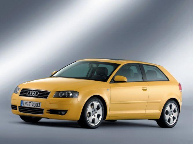 Audi A3 2 0 FSI 2003 wallpaper