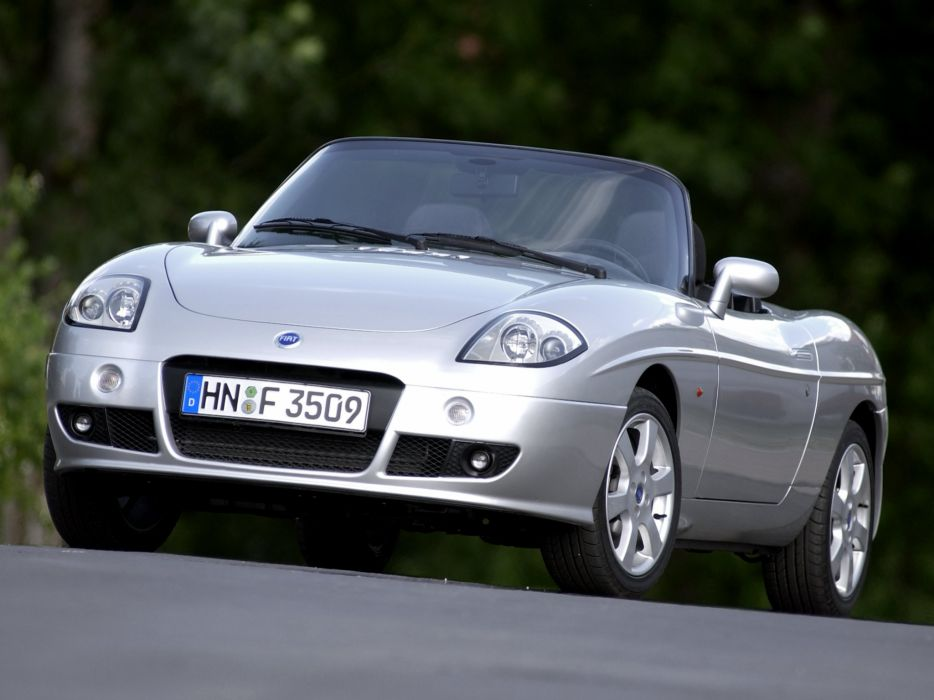 Fiat Barchetta 2003 wallpaper