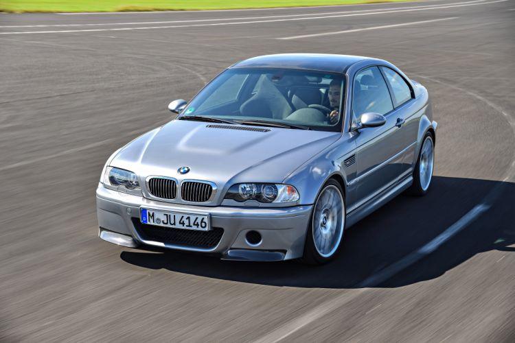 BMW M3 CSL Coupe 2003 wallpaper