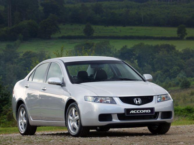 Honda Accord Sedan 2003 wallpaper