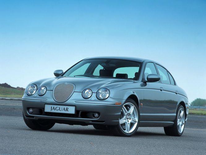 Jaguar S-Type 2003 wallpaper