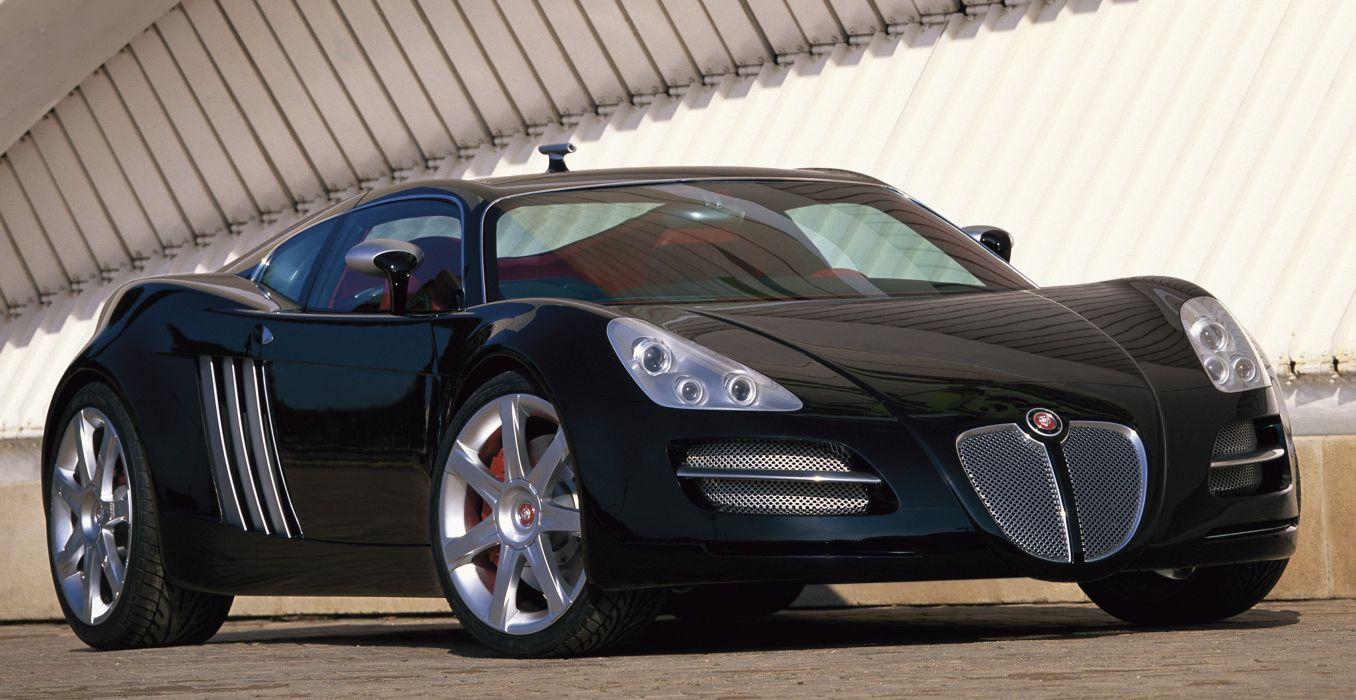 Jaguar BlackJag Concept 2004 wallpaper