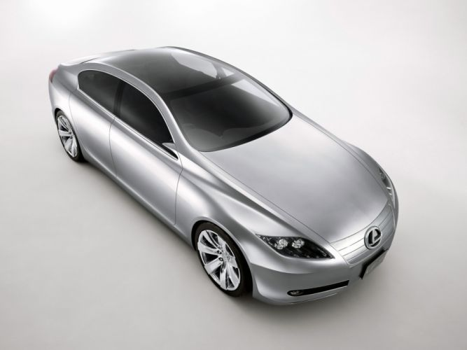 Lexus LF-S Concept 2003 wallpaper