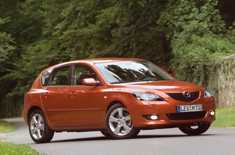Mazda 3 Hatchback 2003 wallpaper