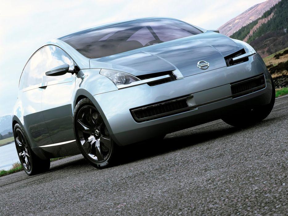 Nissan Evalia Concept 2003 wallpaper