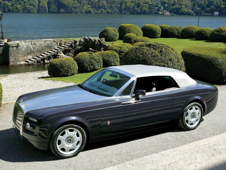 Rolls-Royce 100EX Centenary 2004 wallpaper