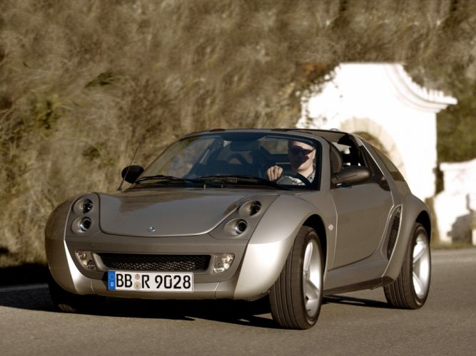 Smart Roadster Coupe 2003 wallpaper