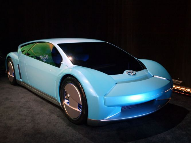 Toyota Fine-S Fuel-cell Concept 2003 wallpaper