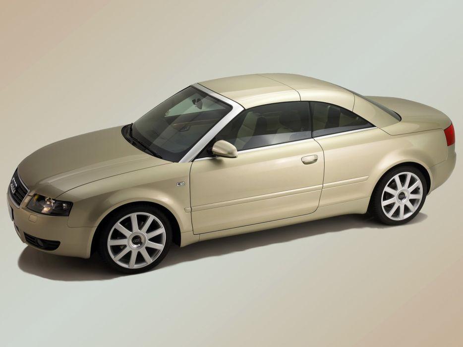 Valmet Audi A4 Coupe-Cabrio I Concept 2004 wallpaper