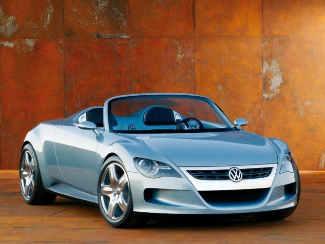 Volkswagen Concept-R 2003 wallpaper