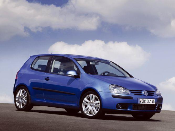 Volkswagen Golf 2003 wallpaper