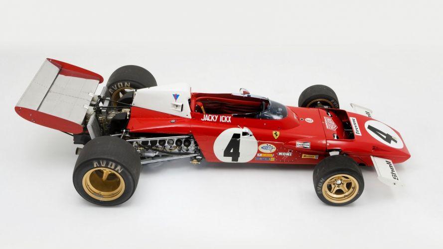 Ferrari 312-B2 cars racecars formula one 1972 wallpaper