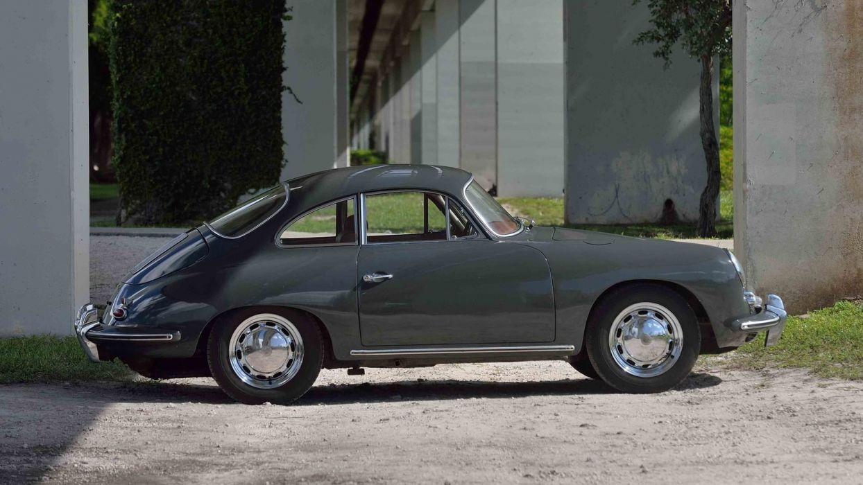 1964 PORSCHE 356C cars coupe classic wallpaper
