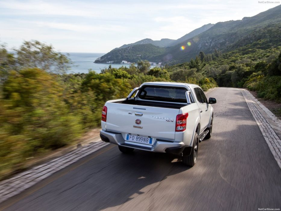 Fiat Fullback pickup 4x4 awd cars 2016 wallpaper