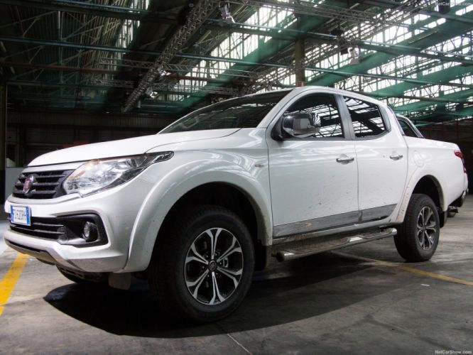 Fiat Fullback pickup 4x4 awd cars 2016 wallpaper