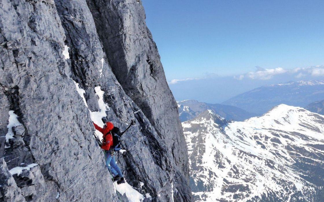 Climbing Heights wallpaper
