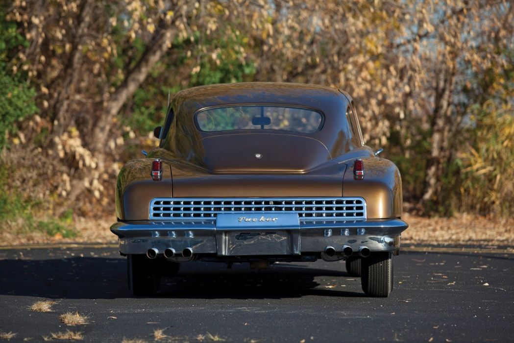 1948 Tucker Sedan cars classic wallpaper