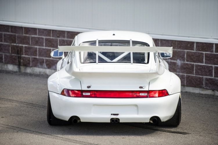 Porsche 911 GT2 Evo (993) cars racecars white 1996 wallpaper