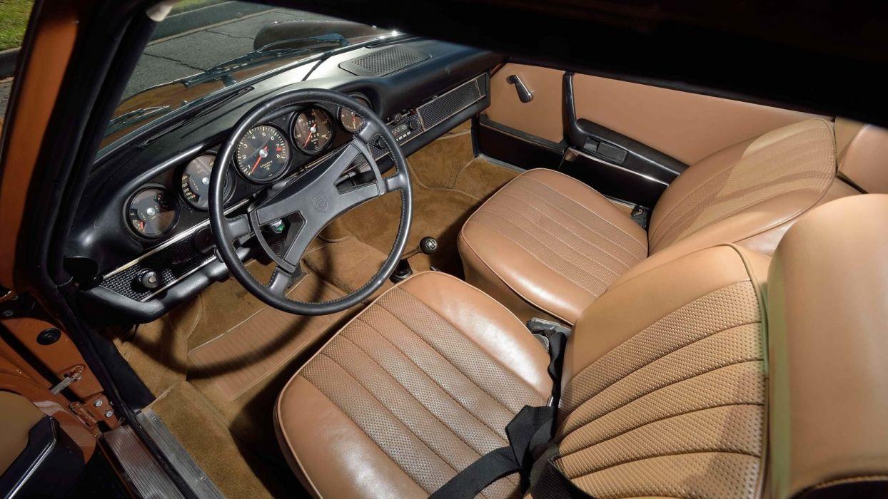 1970 PORSCHE 911 (S) cars wallpaper