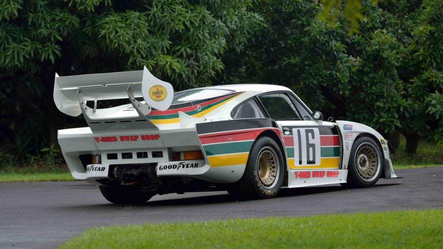 1977 Porsche 935 cars racecars wallpaper