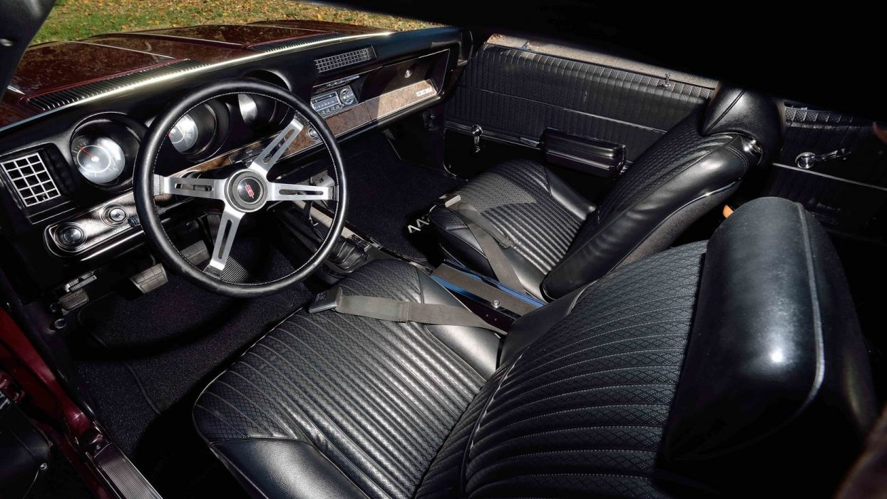 1969 OLDSMOBILE 442 CONVERTIBLE cars wallpaper