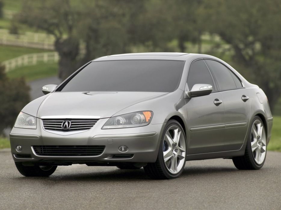 Acura RL Prototype 2004 wallpaper